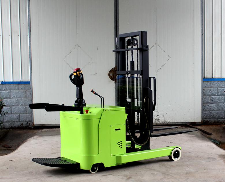 全电动堆高车常见的故障及排除方法