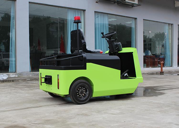 全电动牵引车适用于哪些场所