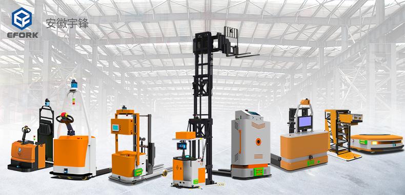 从AGV到立库,物流自动化的更迭与未来