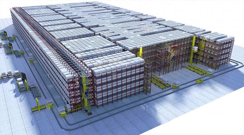 自动化立体仓库的规划与评估