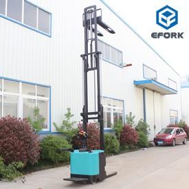高起升5米电动堆高车