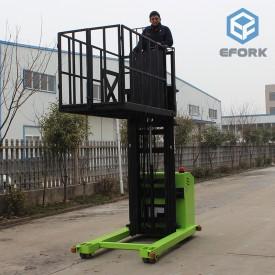 6米电动高空拣选车