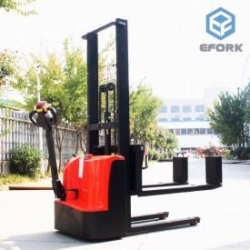 步行式电动堆高车货叉加配重