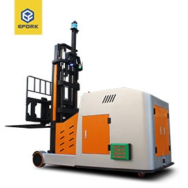 3.5吨平衡重AGV(橙银)
