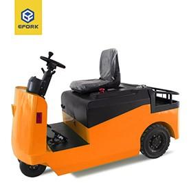 座驾式电动牵引车